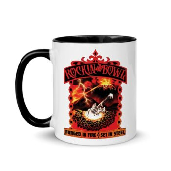 Rockin' The Bowl 11oz Mug